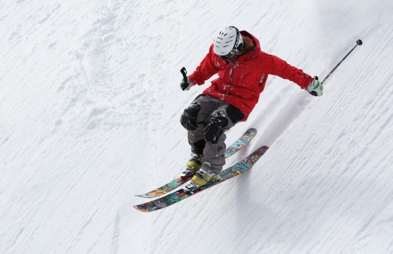 Freerider Skiing Ski Sports 47356
