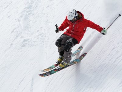 Freerider Skiing Ski Sports 47356