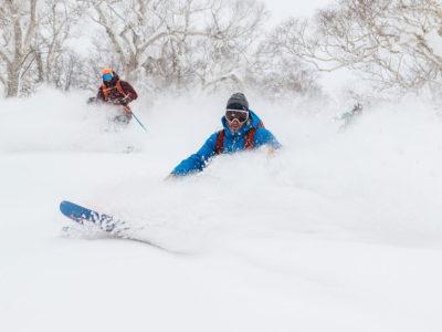 Powder Guiding Skiing Hr 3