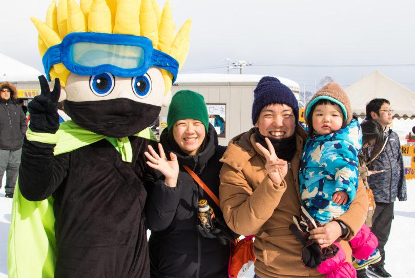 Yukitopia 2018 Kutchan Town Ninja Kid 9