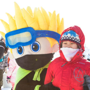 Yukitopia 2018 Kutchan Town Ninja Kid 17