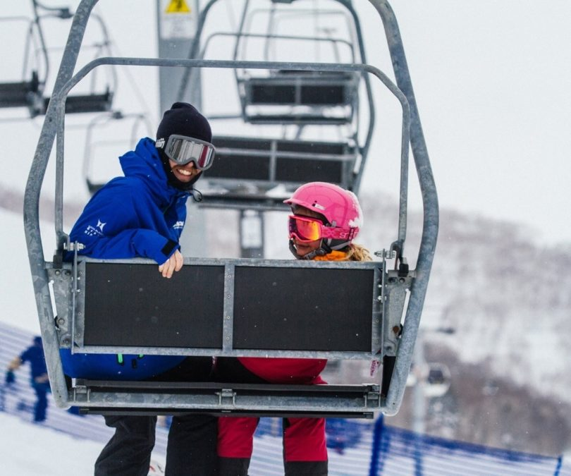 Go Snow Chairlift