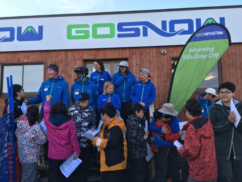 Orphan Ski Day 2018 60