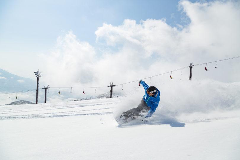 Spring Snowboard