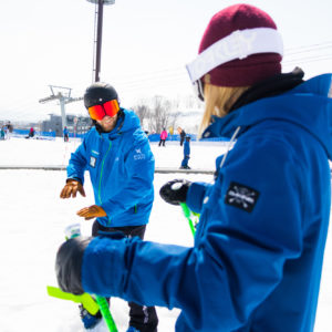 Go Snow Private Lessons Tareesa Chris 31