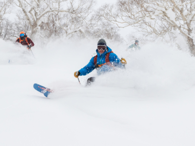 Powder Guiding Skiing Lr 2