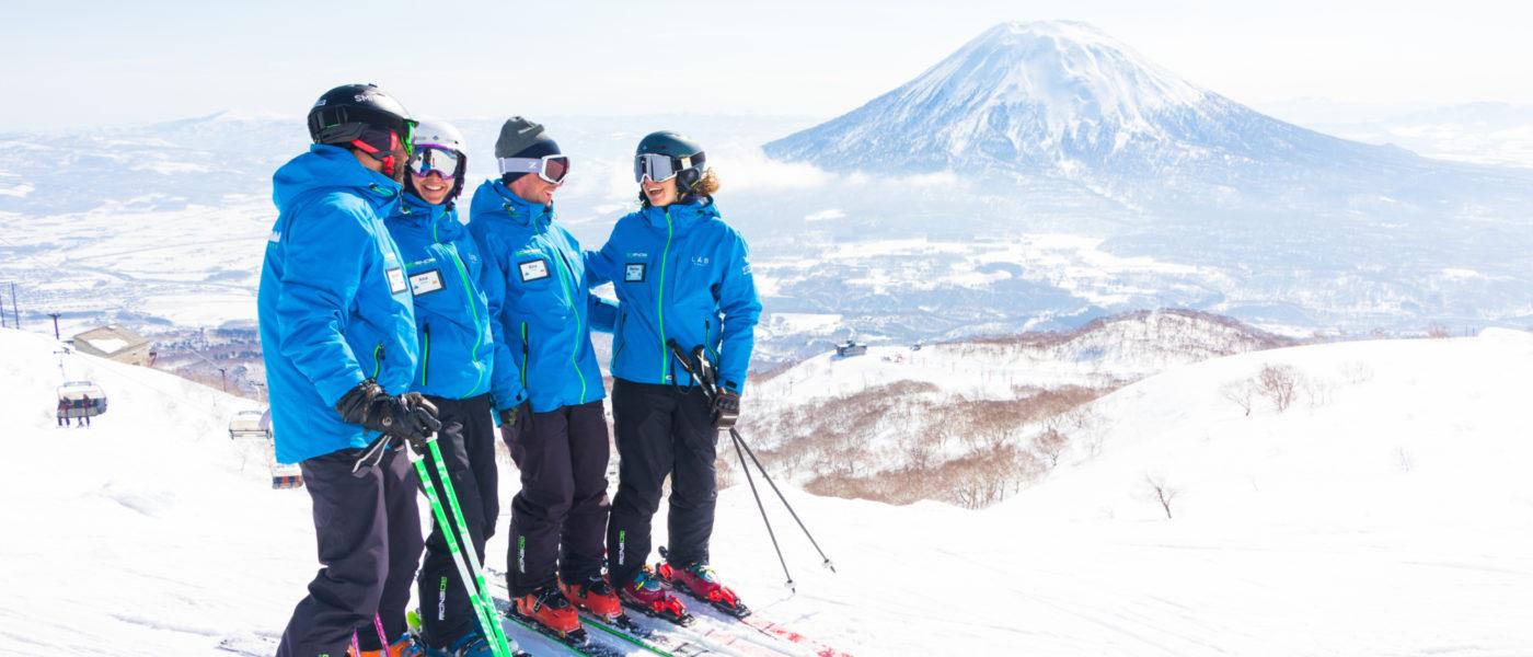 Instructor Team Ski 10